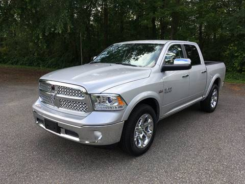 2017 RAM Ram Pickup 1500 for sale at Lou Rivers Used Cars in Palmer MA