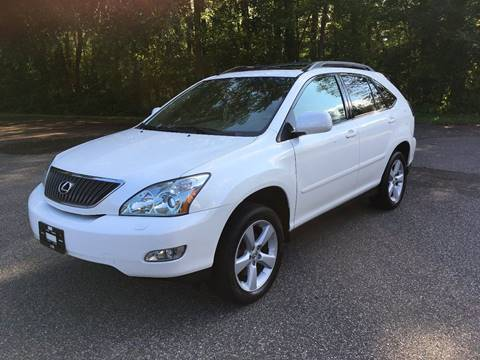 2007 Lexus RX 350 for sale at Lou Rivers Used Cars in Palmer MA