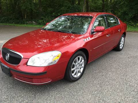 2008 Buick Lucerne for sale at Lou Rivers Used Cars in Palmer MA