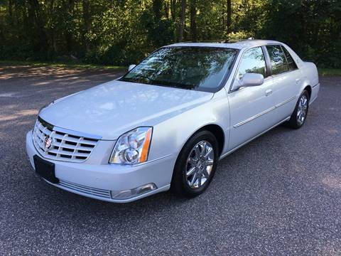2010 Cadillac DTS for sale at Lou Rivers Used Cars in Palmer MA