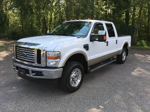 2010 Ford F-250 Super Duty for sale at Lou Rivers Used Cars in Palmer MA