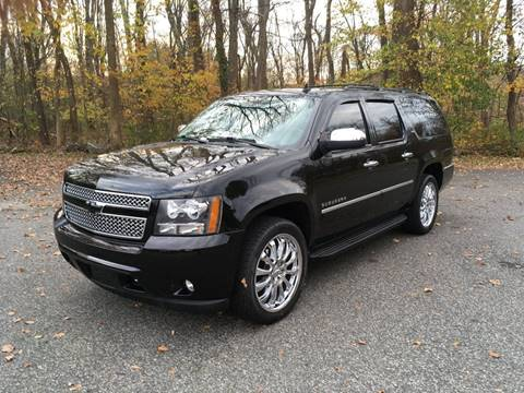 2011 Chevrolet Suburban for sale at Lou Rivers Used Cars in Palmer MA