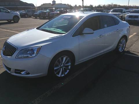 2013 Buick Verano for sale at Lou Rivers Used Cars in Palmer MA