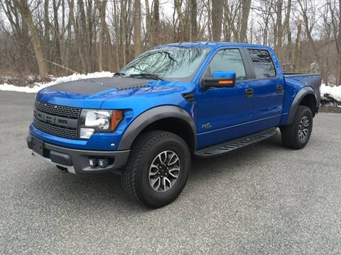 2014 Ford F-150 for sale at Lou Rivers Used Cars in Palmer MA