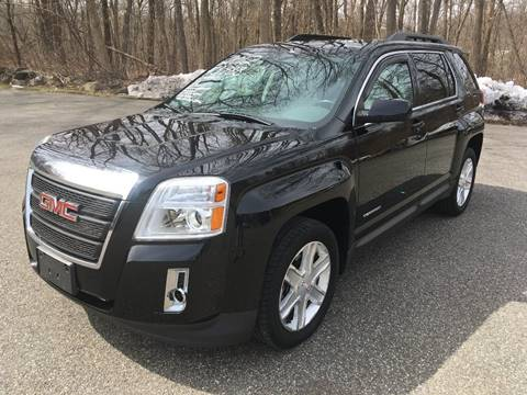 2012 GMC Terrain for sale at Lou Rivers Used Cars in Palmer MA