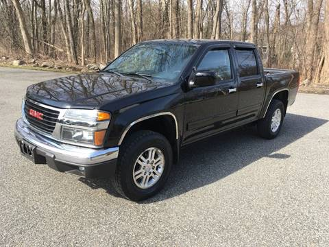 2012 GMC Canyon for sale at Lou Rivers Used Cars in Palmer MA