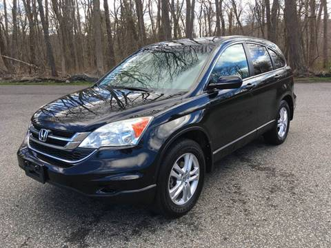 2010 Honda CR-V for sale at Lou Rivers Used Cars in Palmer MA