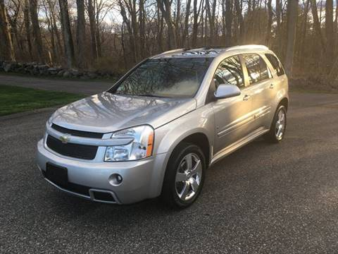 2008 Chevrolet Equinox for sale at Lou Rivers Used Cars in Palmer MA