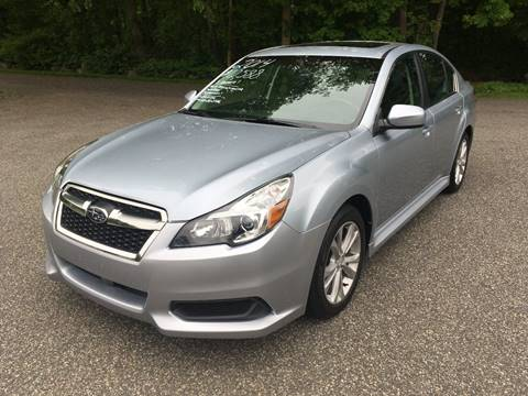 2014 Subaru Legacy for sale at Lou Rivers Used Cars in Palmer MA