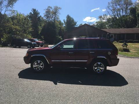 2008 Jeep Grand Cherokee for sale in Palmer, MA