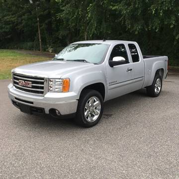2013 GMC Sierra 1500 for sale at Lou Rivers Used Cars in Palmer MA