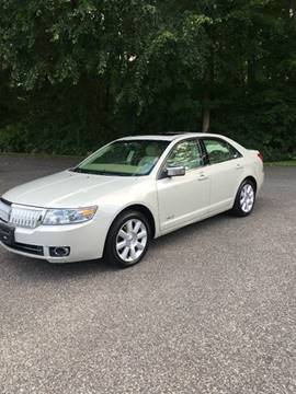 2007 Lincoln MKZ for sale at Lou Rivers Used Cars in Palmer MA