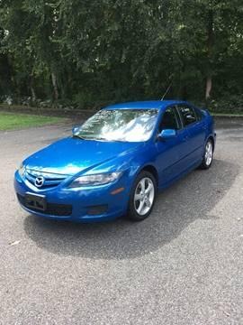 2007 Mazda MAZDA6 for sale at Lou Rivers Used Cars in Palmer MA
