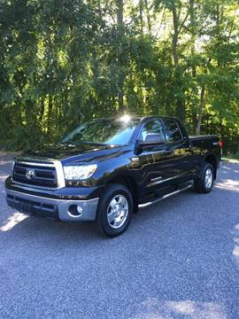 2010 Toyota Tundra for sale at Lou Rivers Used Cars in Palmer MA