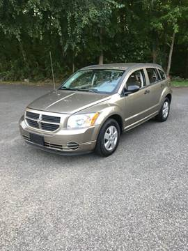 2007 Dodge Caliber for sale at Lou Rivers Used Cars in Palmer MA