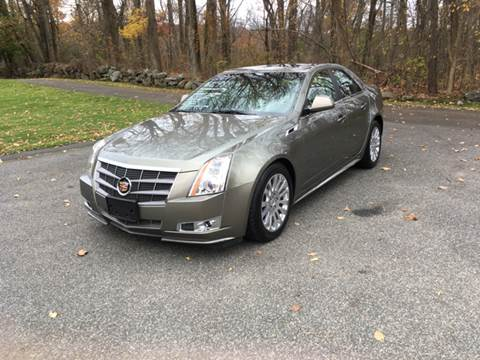 2011 Cadillac CTS for sale at Lou Rivers Used Cars in Palmer MA