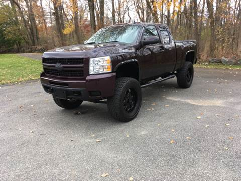 2008 Chevrolet Silverado 2500HD for sale at Lou Rivers Used Cars in Palmer MA