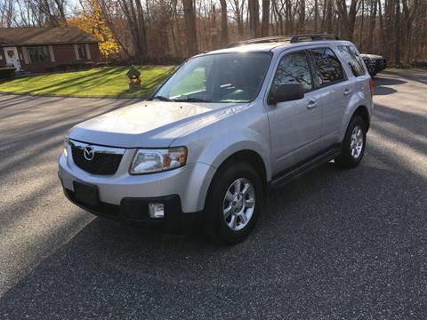 2009 Mazda Tribute for sale at Lou Rivers Used Cars in Palmer MA