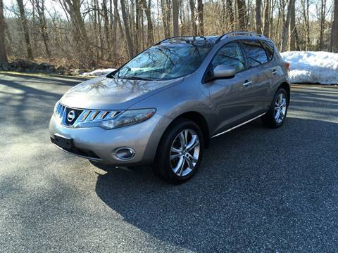 2009 Nissan Murano for sale at Lou Rivers Used Cars in Palmer MA