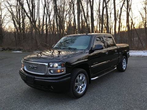 2007 GMC Sierra 1500 Classic for sale at Lou Rivers Used Cars in Palmer MA