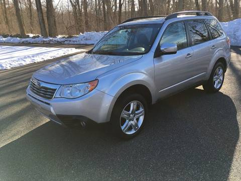 2010 Subaru Forester for sale at Lou Rivers Used Cars in Palmer MA