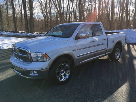 2010 Dodge Ram Pickup 1500 for sale at Lou Rivers Used Cars in Palmer MA