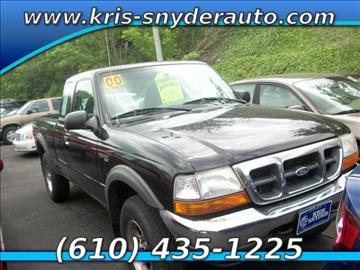 2000 Ford Ranger for sale in Allentown, PA
