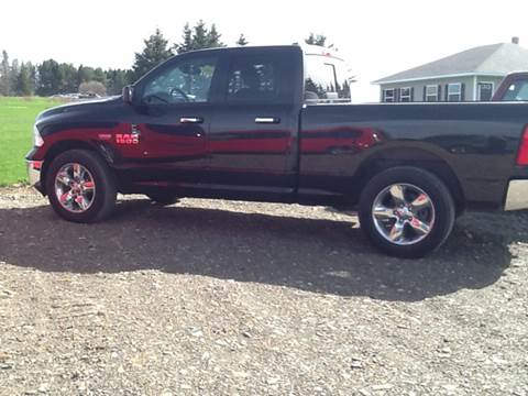 2016 RAM Ram Pickup 1500 for sale in Caribou, ME