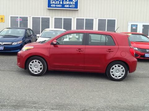 2014 Scion xD for sale at Garys Sales & SVC in Caribou ME