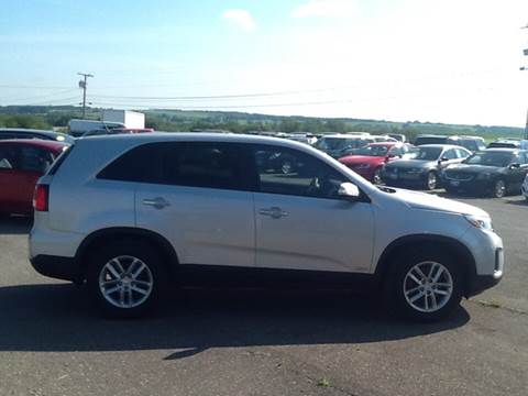 2015 Kia Sorento for sale in Caribou, ME