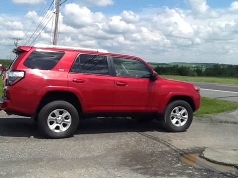 2015 Toyota 4Runner for sale in Caribou, ME