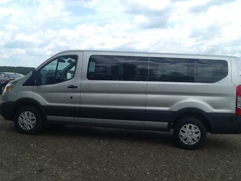 2015 Ford Transit Wagon for sale in Caribou, ME