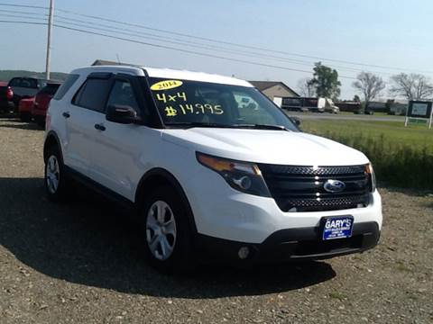 2014 Ford Explorer for sale in Caribou, ME