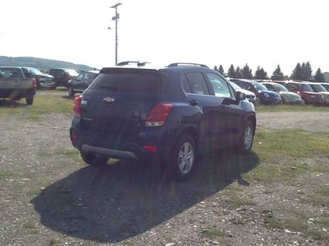 2017 Chevrolet Trax for sale in Caribou, ME