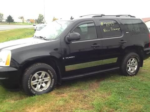 2007 GMC Yukon for sale in Caribou, ME