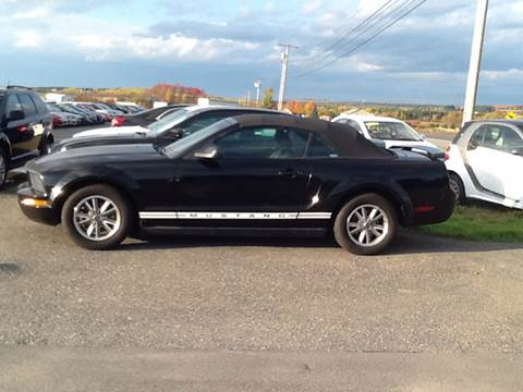 2005 Ford Mustang for sale in Caribou, ME