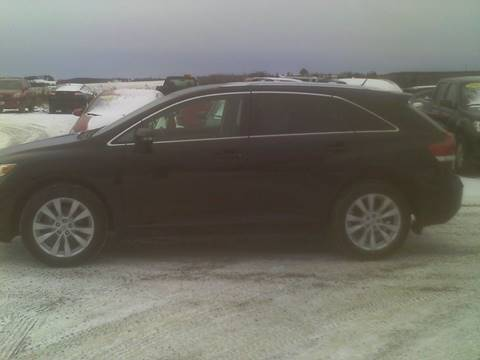 2015 Toyota Venza for sale at Garys Sales & SVC in Caribou ME