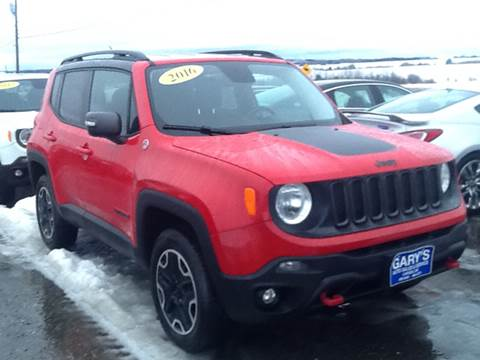 2016 Jeep Renegade For Sale In Caribou, ME
