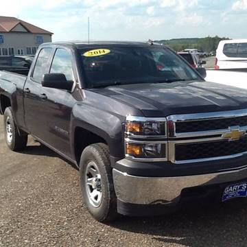 2014 Chevrolet Silverado 1500 for sale at Garys Sales & SVC in Caribou ME