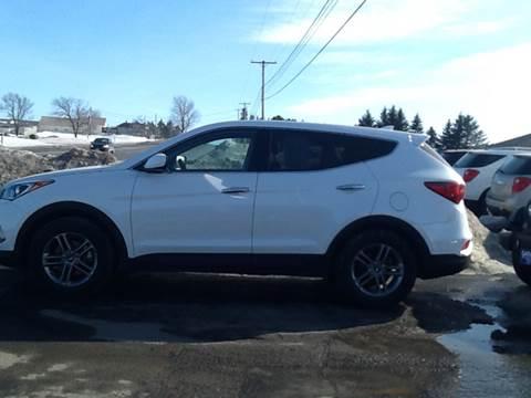 Used 2017 Hyundai Santa Fe For Sale in Maine - Carsforsale.com