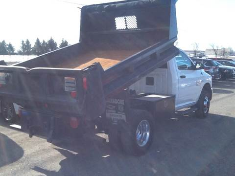 2013 RAM Ram Chassis 3500 for sale in Caribou, ME