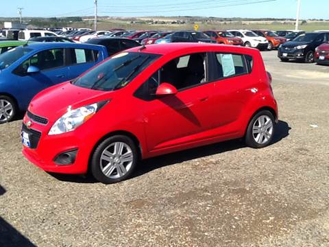 2014 Chevrolet Spark for sale at Garys Sales & SVC in Caribou ME