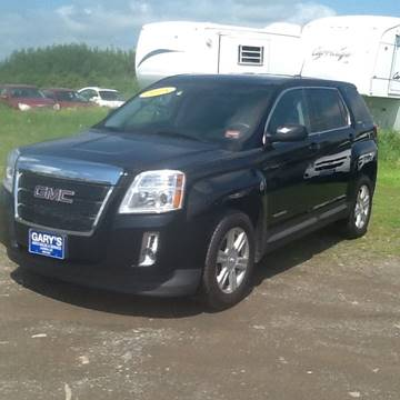 2015 GMC Terrain for sale at Garys Sales & SVC in Caribou ME