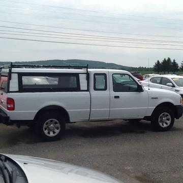 2010 Ford Ranger for sale at Garys Sales & SVC in Caribou ME