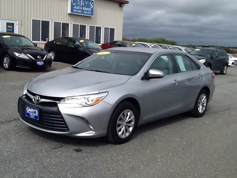 2015 Toyota Camry for sale in Caribou, ME