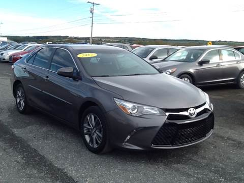 2017 Toyota Camry for sale in Caribou, ME