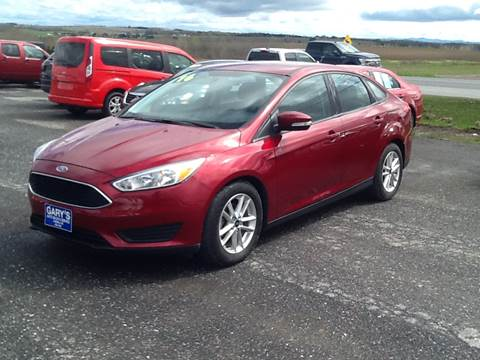 2016 Ford Focus for sale in Caribou, ME