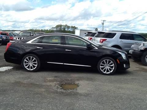 2017 Cadillac XTS for sale in Caribou, ME