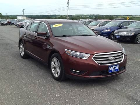 2015 Ford Taurus for sale in Caribou, ME
