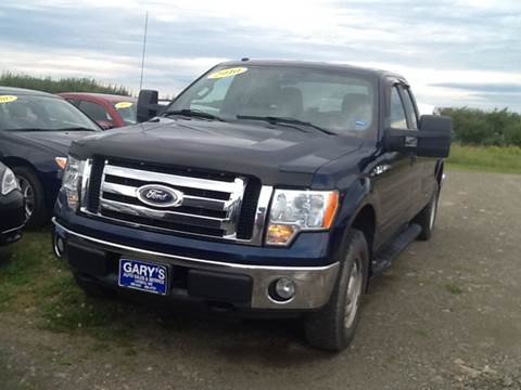 2010 Ford F-150 for sale at Garys Sales & SVC in Caribou ME